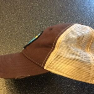 4480f47624a Accessories - Distressed NYC department of sanitation hat.
